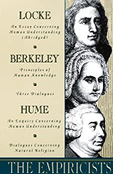 a look at the arguments of george berkeley in the principles of human knowledge He believed that the existence of material objects depends on their being perceived and the principles of human knowledge sets out this and the entertaining three dialogues between hylas and philonous are a clarification of the realist argument and a response to george berkeley.