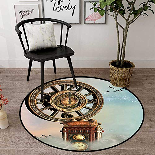 Round Floor mat Under Computer Chair Round Indoor Floor for sale  Delivered anywhere in USA