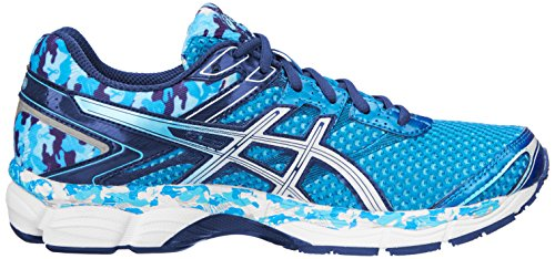 purchase cheap f6fb3 0b90e ASICS Men s Gel-Cumulus 16 BR Running Shoe,Aqua White Blue Ribbon