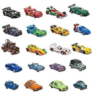 Amazon Disney Pixar CARS 2 Movie Exclusive 20 Piece