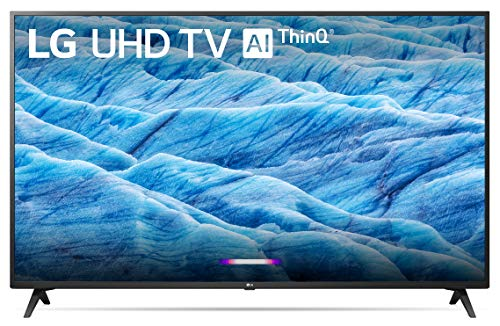 "LG 43UM7300PUA Alexa Built-in 43"" 4K Ultra HD Smart LED TV (2019) from LG"