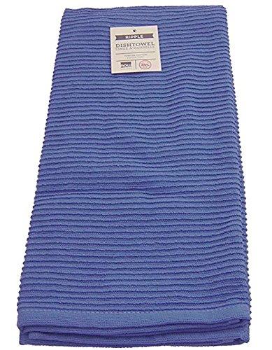 (Now Designs Ripple Turkish Cotton Towel - Royal Blue)