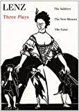 Lenz - Three Plays, Jacob Lenz, 1870259335