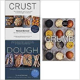 Richard bertinet collection 3 books set (crumb [hardcover