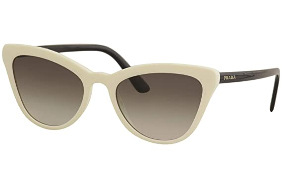Amazon.com: Prada SPR01V SPR/01/V 7S3-0A7 - Gafas de sol ...