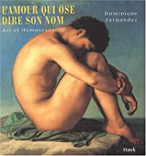 Book's Cover ofL'Amour qui ose dire son nom