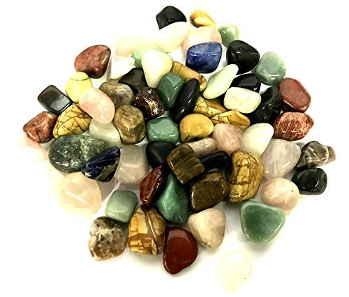 (Zentron Crystal Collection 3 Pounds Tumbled China Mix Small)