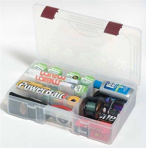 Plano 23780-00 Deep Stowaway Box with Adjustable Dividers, Outdoor Stuffs