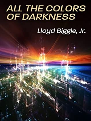 book cover of All the Colors of Darkness