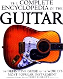 The Complete Encyclopedia of the Guitar, Terry Burrows, 0028650271
