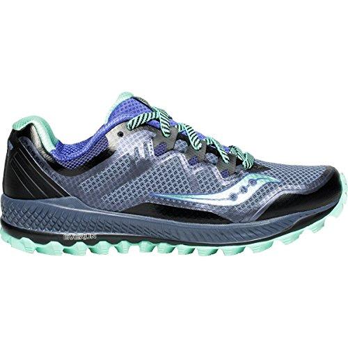 としてとティームスキャンダラス[サッカニー] レディース ランニング Peregrine 8 Trail Running Shoe [並行輸入品]