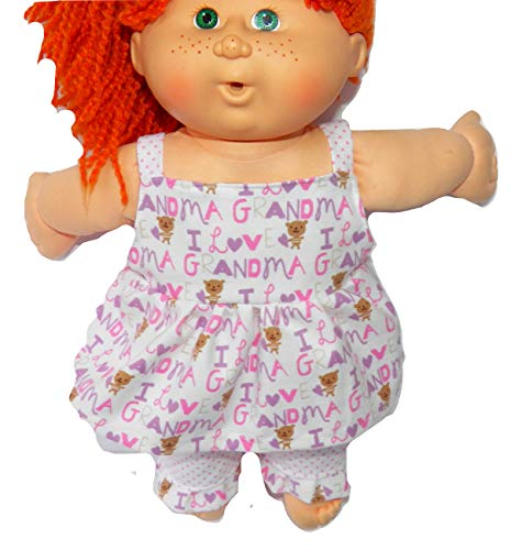 """Cabbage Patch Doll Clothes Fits 16"""" Girl Includes One for sale  Delivered anywhere in USA"""