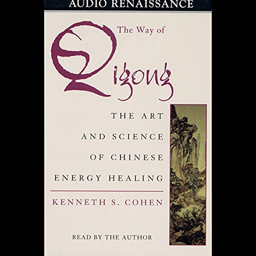 The Way of Qigong: The Art and Science of Chinese Energy Healing by Macmillan Audio