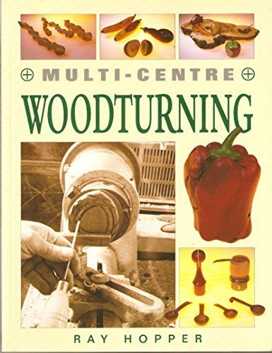 Multi-centre Woodturning by Hopper, Ray (1998) - Shopping Centre Elizabeth Sa