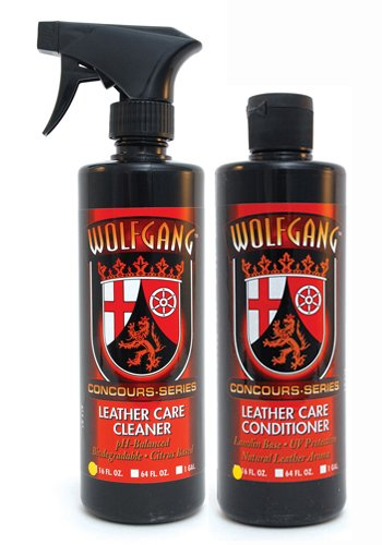 Wolfgang Leather Care Combo -