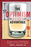 The Optimism Advantage, Terry L. Paulson, 0470554754