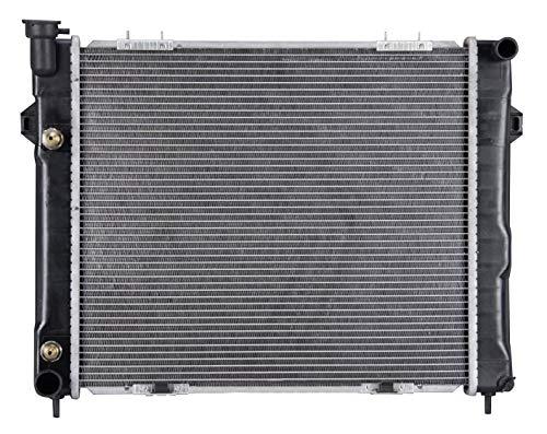 Spectra Premium CU2182 Complete Radiator ()