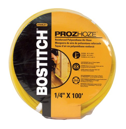 Manguera neumatica : BOSTITCH PRO-14100 300psi 3/8 x 30mt