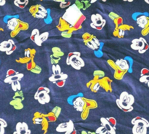 Great After Swimming Blue Disney Mickey Mouse Poncho Towel Hooded Childrens Kids Boys Poncho