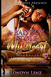 Book Cover: A Bad Boy Stole My Heart 2