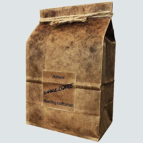 [スポンサー プロダクト]assez COFFEE ナチュラル 有機JAS認証生豆100%使用 自家焙煎珈琲 ブレンド (豆)