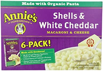 24 Pack Annie's Homegrown Shells