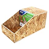 Ware Manufacturing Wood Nesting Box for Chickens