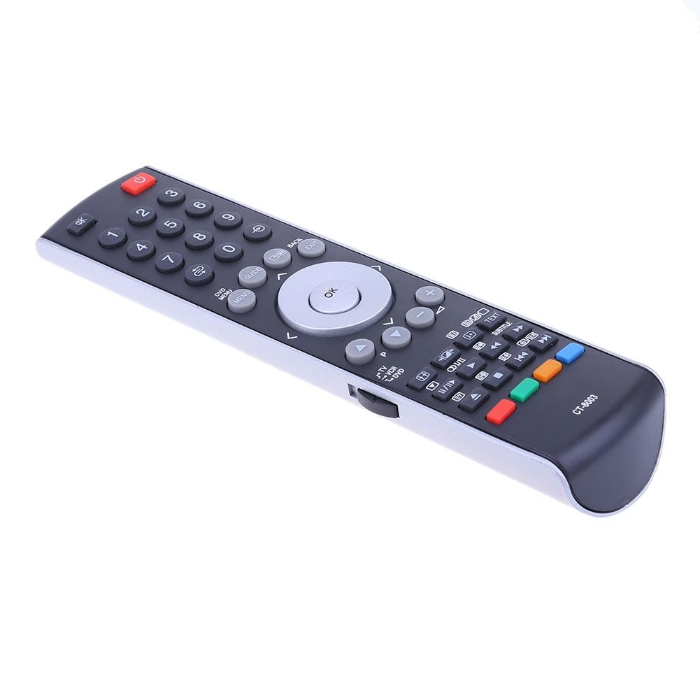 YOun Remote Control for Toshiba CT-90126 CT8002 CT8003 CT-90210 CT-8013 CT-90146 181581