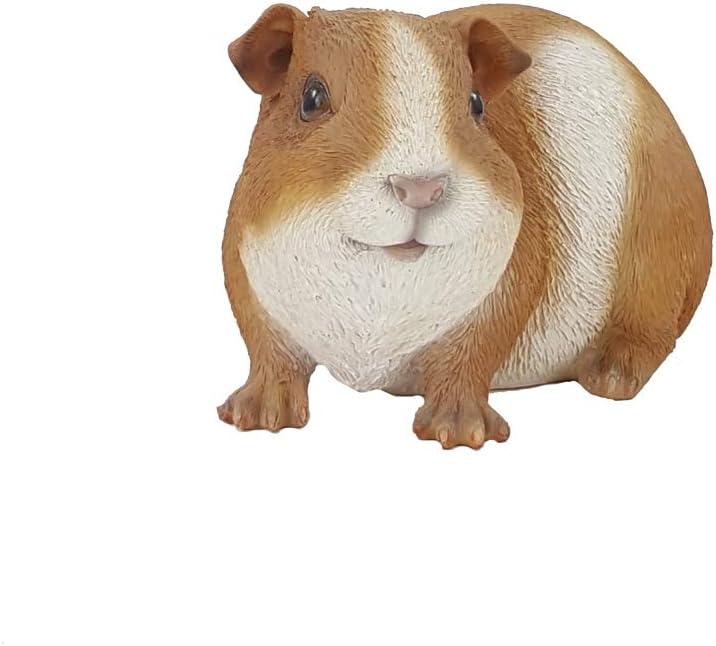 IM Meerschweinchen Figur Gartenfigur Gartendekoration Wald Garten Dekoration Wildlife