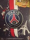 Calendrier de l'avent Paris Saint Germain 2016 en chocolat au lait