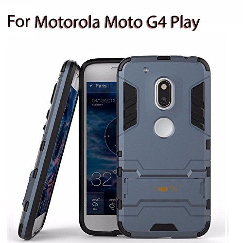 Motorola Moto G4 Play Graphic Stand Back Case By Heartly