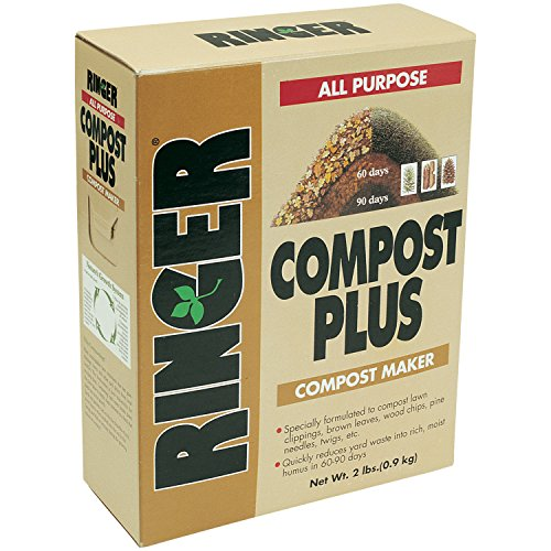 Safer Brand Ringer 3050 Compost Plus - 2 lb. (Compost Starter Mulch)