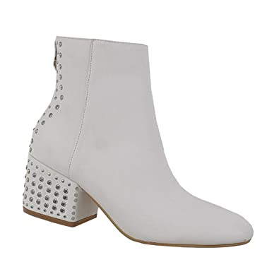 Amazon.com: Yoki - Botas de tobillo con cremallera para ...