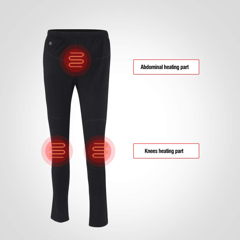 Pantalones 2a Dilwe Pantalones Termicos Calentadores Electricos Recargables Por Usb Aire Libre Calzas Calidos Abdomen Inferior Para Ancianos Invierno 5v Deportes Y Aire Libre Lekabobgrill Com