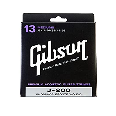 Gibson J-200 Premium Acoustic Guitar Strings from Gibson