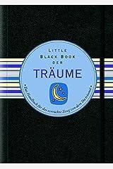Little Black Book der Traume (Little Black Books (Deutsche Ausgabe)) (German Edition) Hardcover