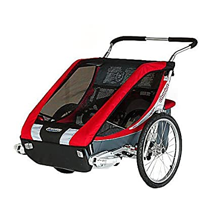 2ba6303a321 Amazon.com : Chariot Deluxe Cougar 2 CTS Adventure Carrier (Chassis ...