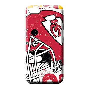 iphone 5c Protection Fashionable Durable phone Cases mobile phone carrying covers kansas city chiefs nfl football