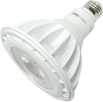 LED20PAR38//120L//FL//30K 5768 PAR38 Flood LED Light Bulb naturaLED 05768