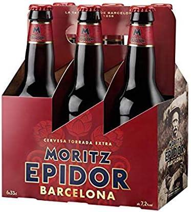MORITZ EPIDOR TOSTADA EXTRA 24 X 33CL