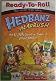 Hedbanz Headrush Travel Board Game