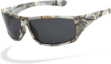 Polarized Sunglasses Mens Camo Outdoor Sports Hunting Fishing Glasses Goggles