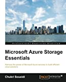 Microsoft Azure Storage Essentials