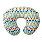 Boppy Nursing Pillow and Positioner, Colorful Chevron