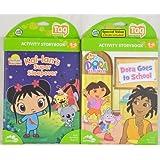 LeapFrog Bundle Tag Book 2-Pack - Ni Hao and Dora