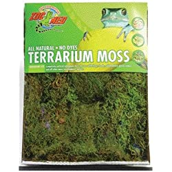 Terrarium Moss [Set of 2] Size: 10 Gallons