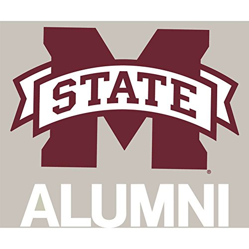 Mississippi State Bulldogs Transfer Decal - Alumni ()