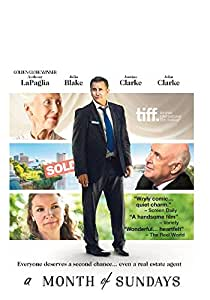 A Month of Sundays [Blu-ray]
