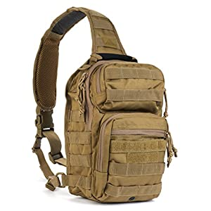 Red Rock Outdoor Gear Rover Sling Pack (Coyote)