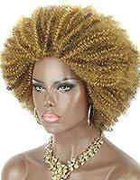 Amazon.com: Kalyss Peluca de pelo sintético para mujeres ...